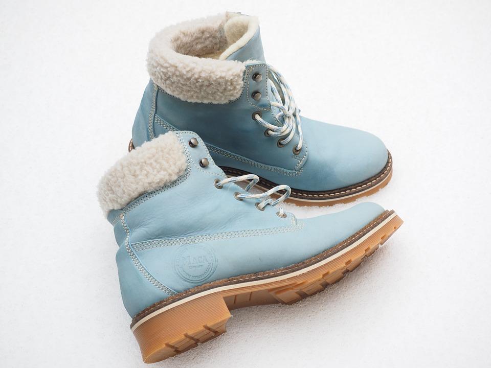 Lekker shoppen voor schoenen kan ook in de winter