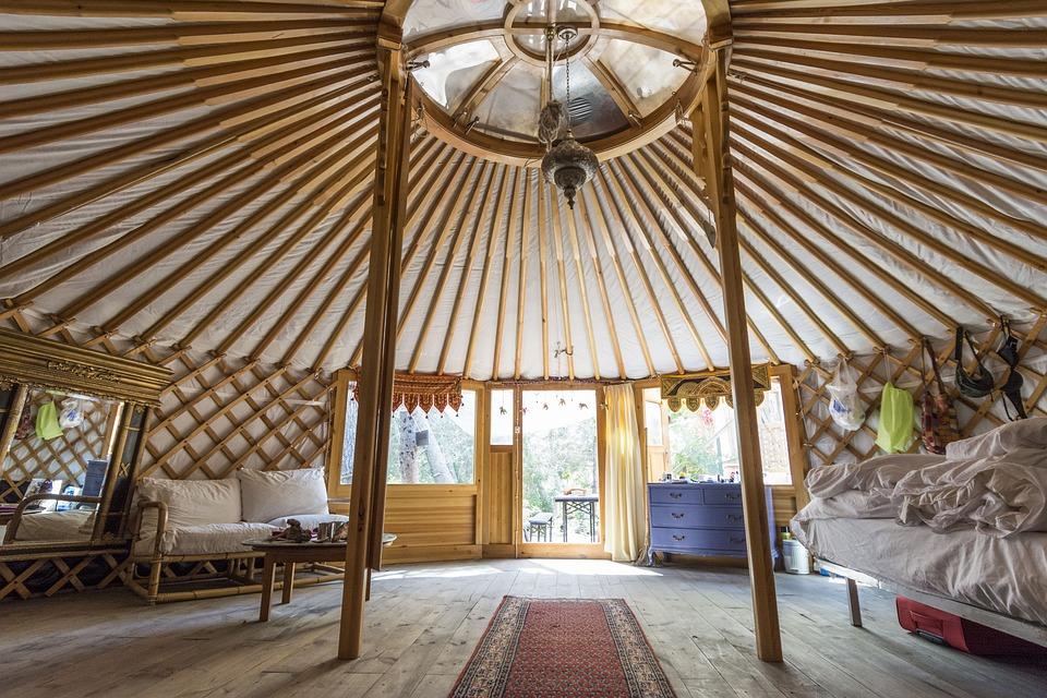 Glamping tent: kamperen in luxe en stijl