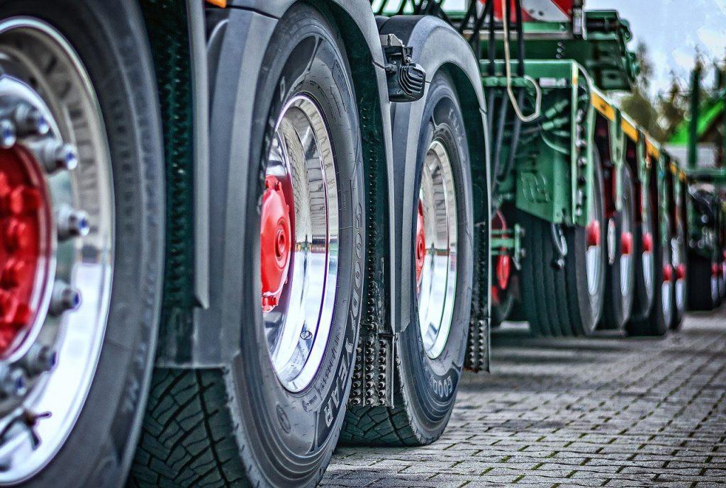 Trucks dragen onze moderne wereld